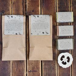Gift set No 'Poo Mixed small soaps