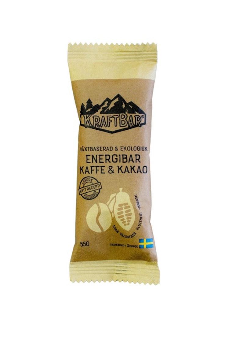 Kraftbar- Ekologiska svenska energibars