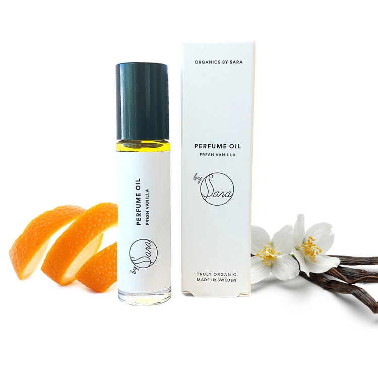By Sara - Perfume Oil Fresh Vanilla