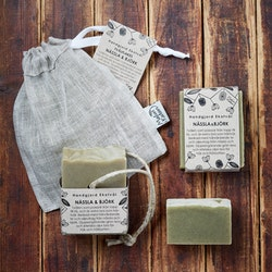 Handmade Eco Soap Nettle & Birch