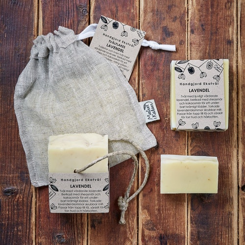 Handmade Eco Soap Lavender