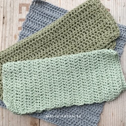 Dishcloth - hand crocheted