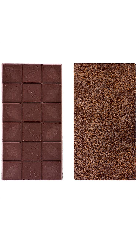 Choklad 70% med kaffe, 90g