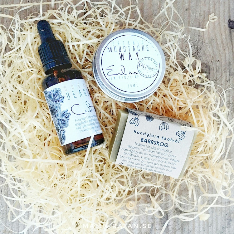 Gift Set Beard Care - Scent