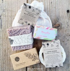 Gift Set Flowery Soaps