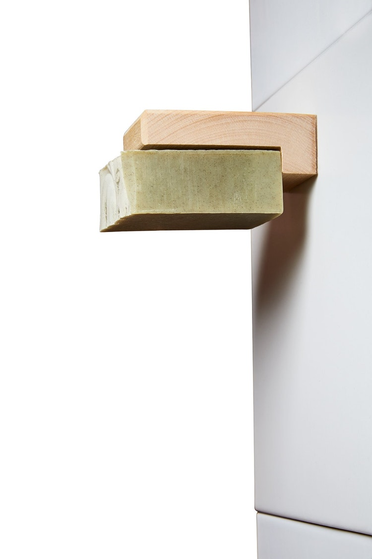 Soap + Soap Hanger