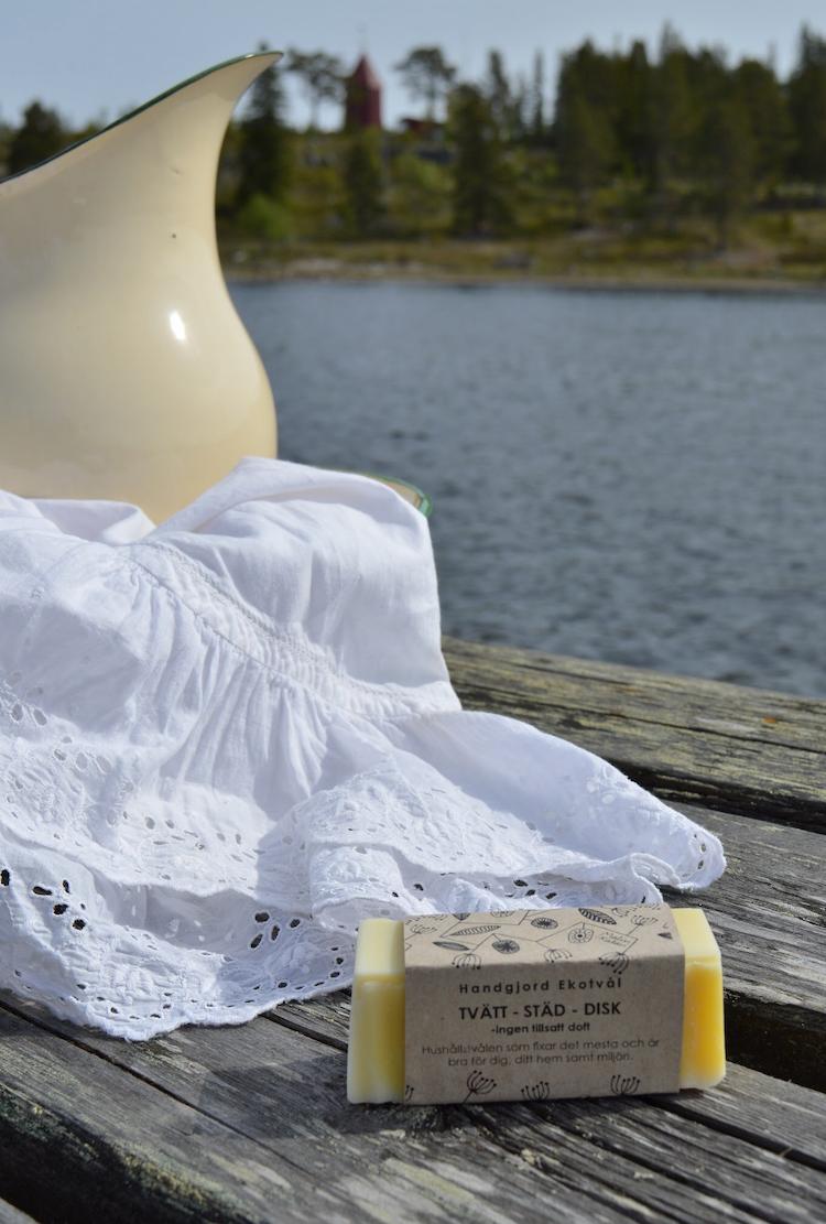 Ekotvål Tvätt-Städ-Disk - ingen tillsatt doft Fast tvål