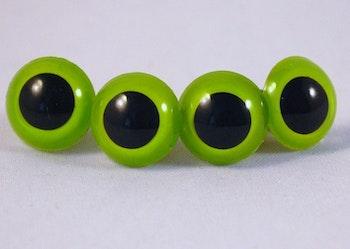 5 par gröna säkerhetsögon