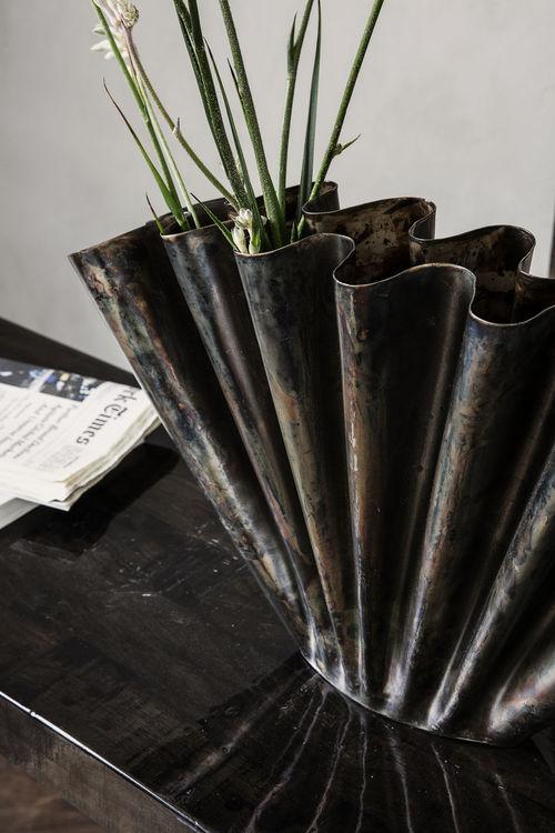 Vas, Flood, Antik brun