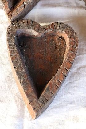 Trä bakform UNIKA  hjärta 3