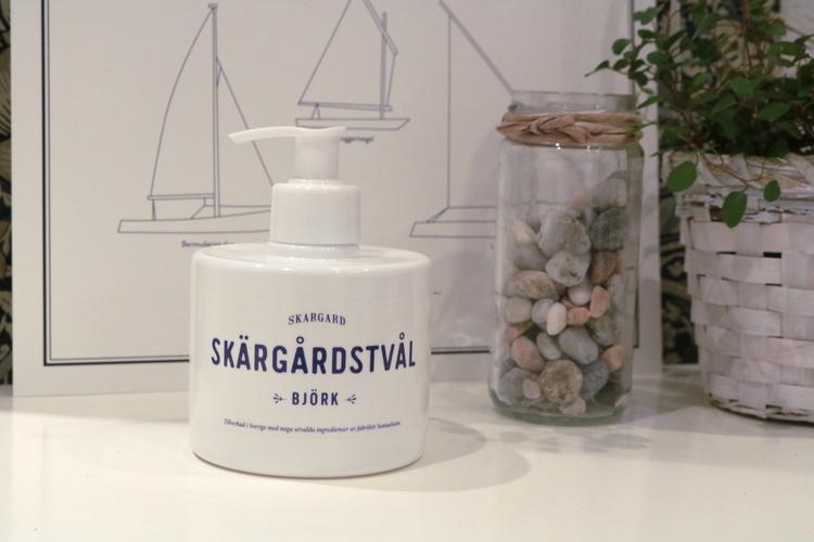 Skärgårdstvål Björk flytande - Skargard