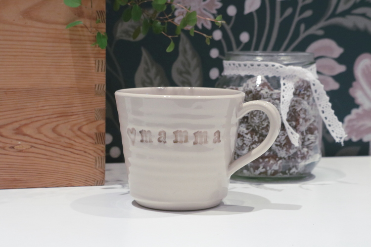 Keramikmugg Mamma - Pusspuss Company