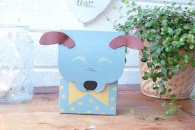 Presentförpackning Olle S - Dude Packaging