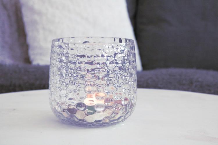 Glaslykta - Edelweiss