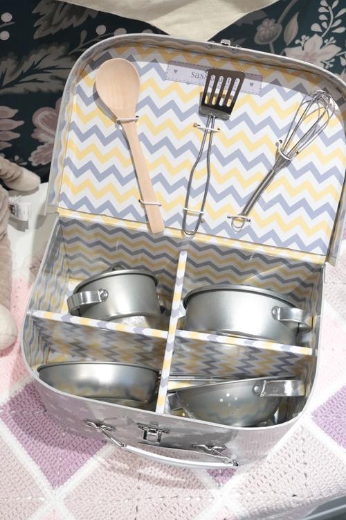 Väska, matlagning - Sass and Belle