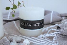 Doftljus Clean cotton - Paratiisipaja