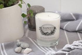 Massageljus Bambu och olivblomma - Klinta & Co