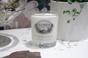 Massageljus Citronverbena och Ingefära - Klinta & Co