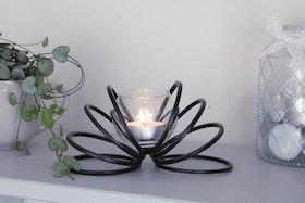 Ljuslykta - Mitt & Ditt