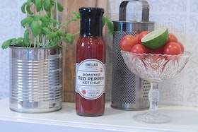Roasted Pepper Ketchup - North Parade