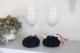Glashållare marin - Vingel