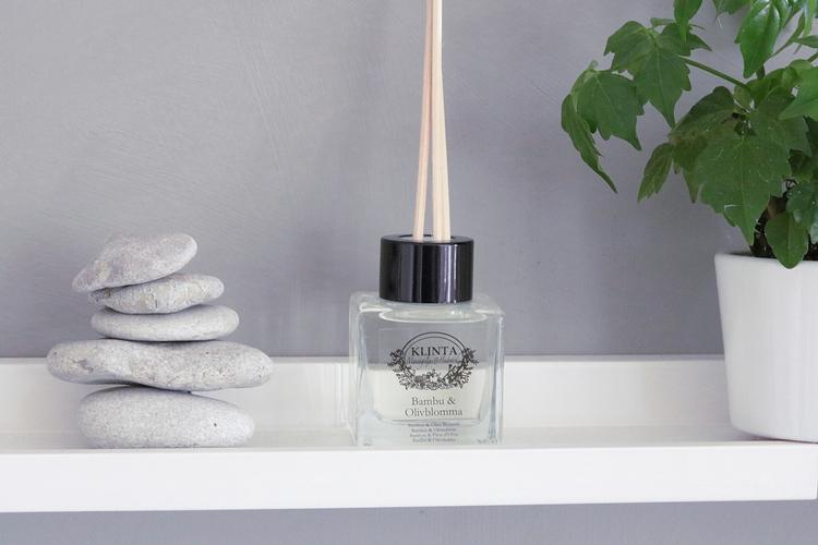 Doftpinnar Bambu och Olivblomma - Klinta & Co
