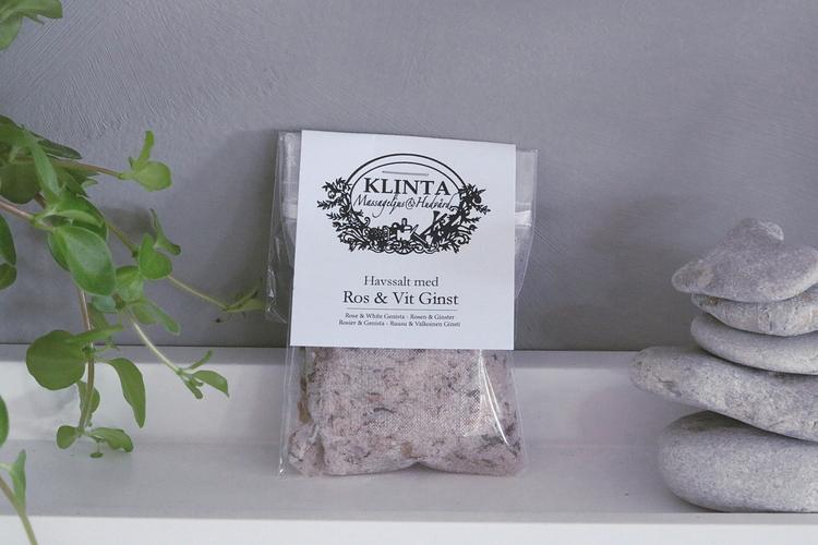 Havssalt Ros och Vit Ginst - Klinta & Co