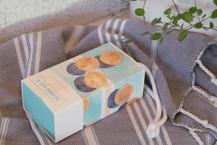 Tvål Mandarin & Sea Breeze - Skargard