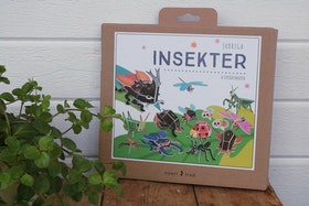 Insekter Byggsats - Noori and Fred