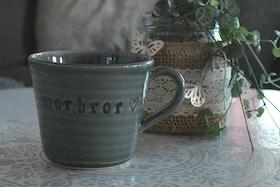 Keramikmugg Morbror - Pusspuss Company