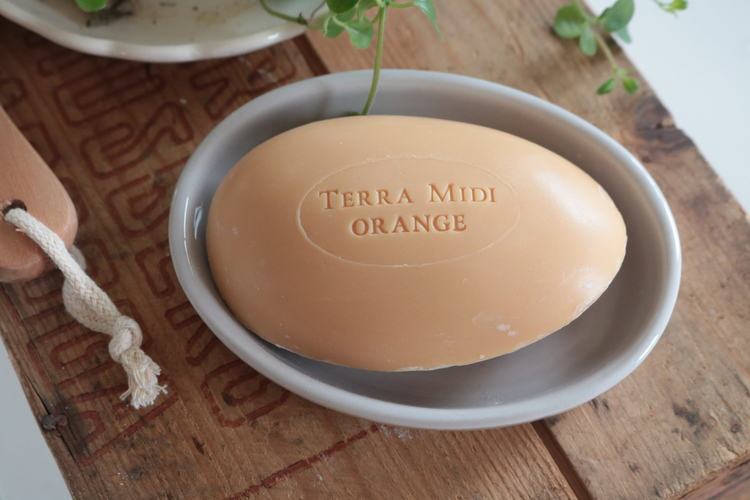 Gåsäggstvål Apelsin - Terra Midi