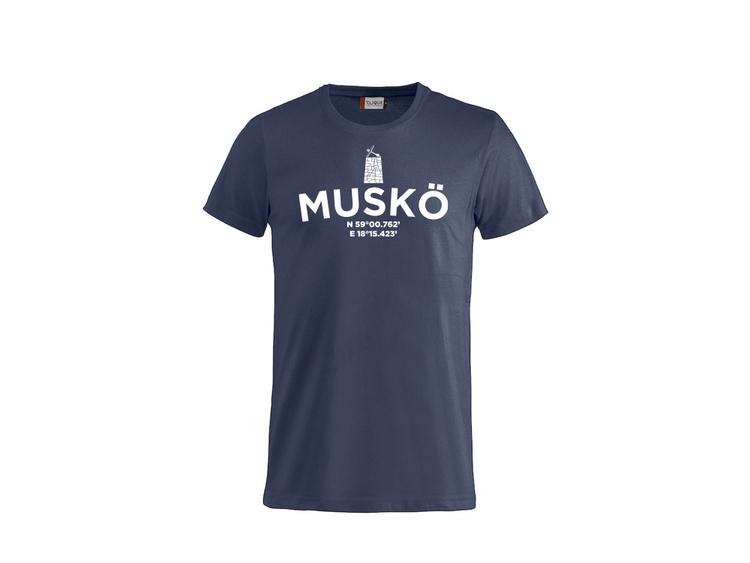 Muskö T-shirt 90/100