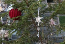 Julhänge stjärna - Consilimo