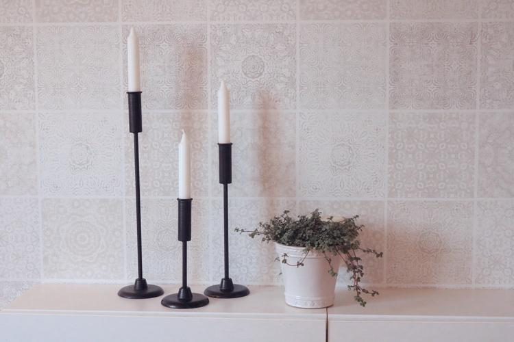Ljusstakar - Wikholm Form