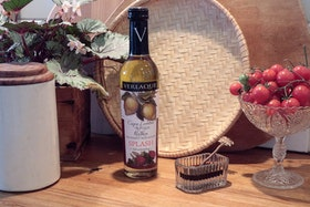 Citronolivolja med Hallon & Balsamico Verlaque - Foodtwist