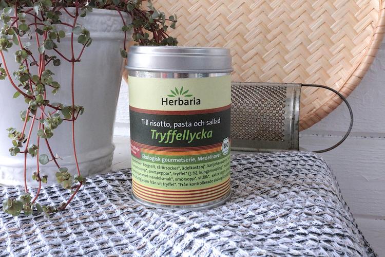 Tryffellycka - Herbaria