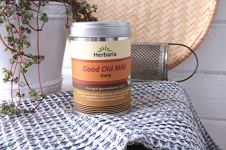 Good Old Mild Curry - Herbaria