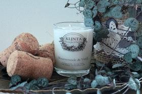 Massageljus Mousserande och Vanilj - Klinta & Co