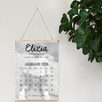 Födelseposter Kalender