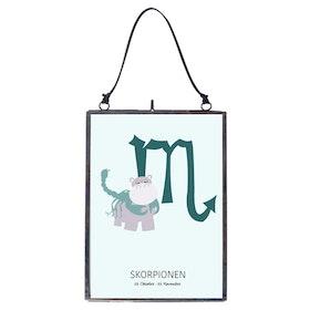 Poster Skorpionen