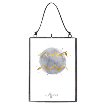 Poster Aquarius  (Vattuman)