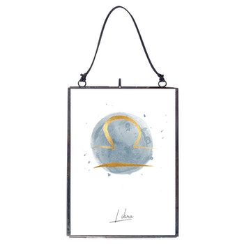 Poster Libra (Vågen)