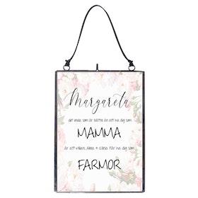 Poster till mamma