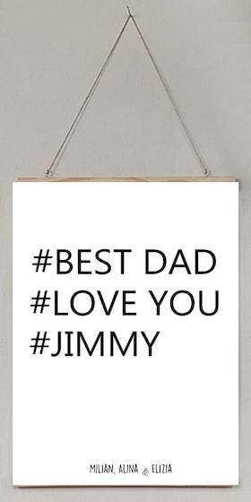 Hashtag pappa
