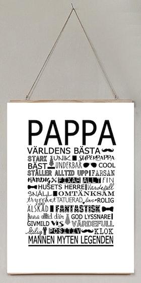 Pappas egenskaper