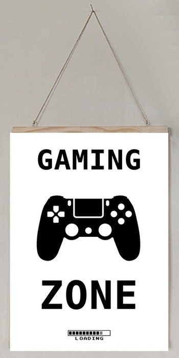 Poster Gaming zone