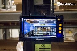 Reserv monitor ForkLift Cam