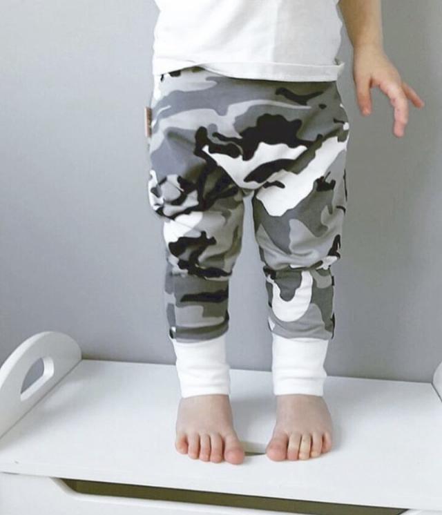 Baggy leggings Valfritt tyg