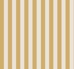 Vertical leggings gold/creme
