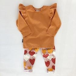 Wing sweater Orange